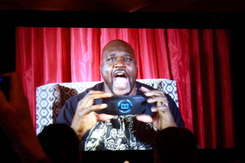 CES 2015: Yes, Monster Still Throws Really Bizarre Press Conferences