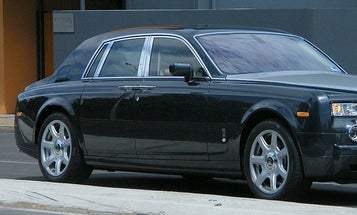Insta-Dimming, Bullet-Resistant Windows for VIP Cars