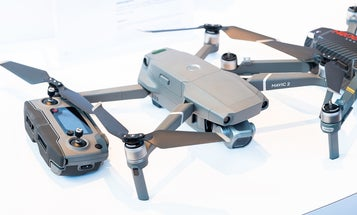 The DJI Mavic 2 Pro and Zoom drones are covered in sensors and filled with AI to prevent crashes