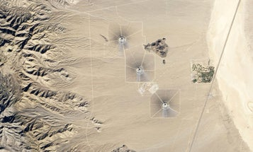 Big Pic: The World's Largest Solar Power Tower Field