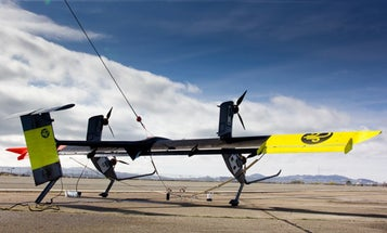 Robotic Kite Power Could Turn The Sky Into A Wind Farm