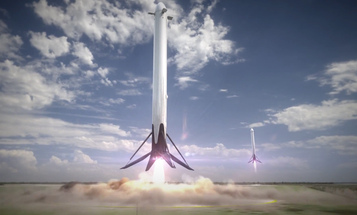 Animation Shows How SpaceX Will Reuse Its Rockets [Video]