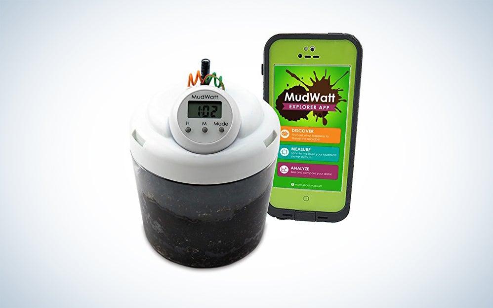 MudWatt STEM Kit: Clean Energy from Mud!