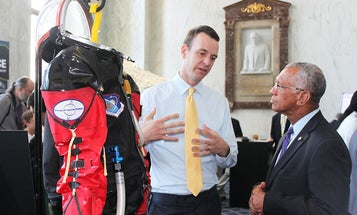 New For Space Tourists: A Light, Comfy Space Suit