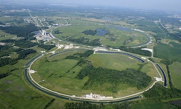 Tevatron Finds Hints of Higgs Boson, Just Where CERN Sniffed it Last Winter