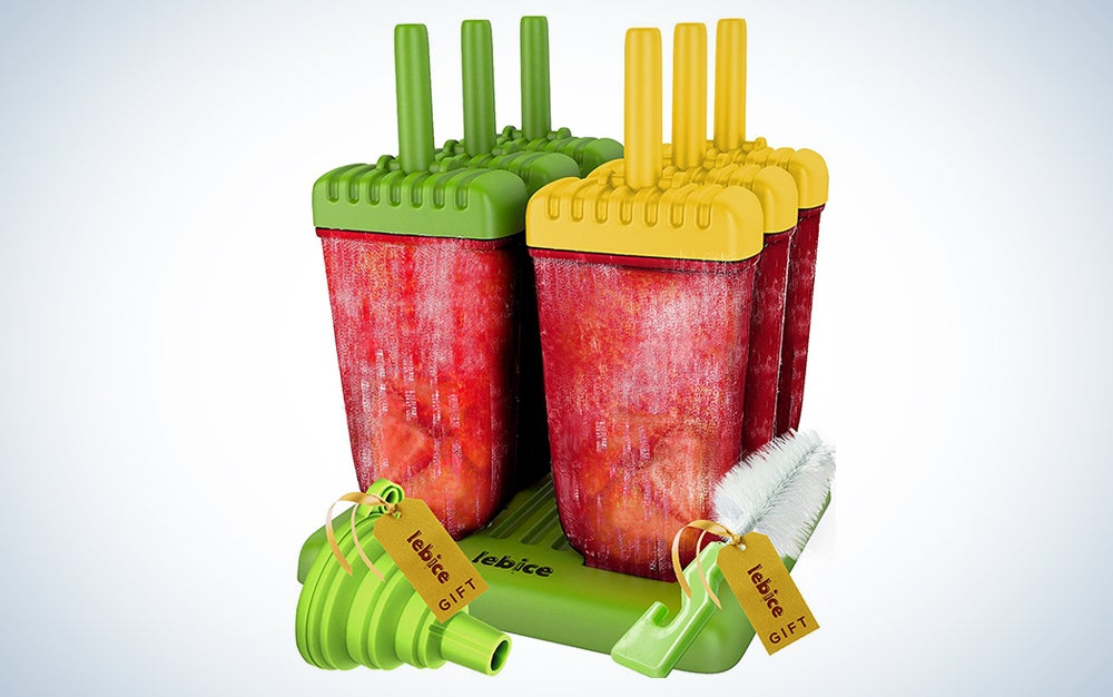 lebice Popsicle Molds Set