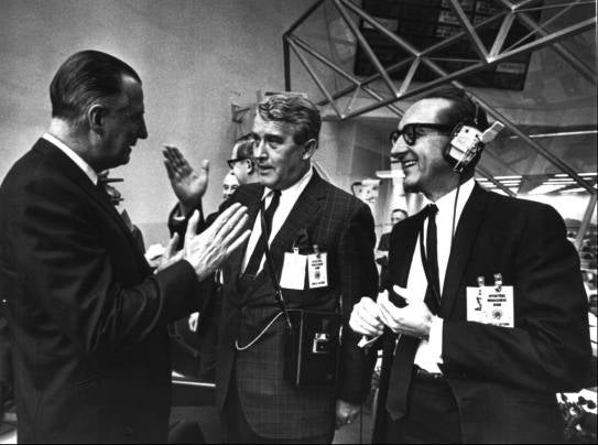 A Look Back At George Mueller's Contributions To Manned Space Missions