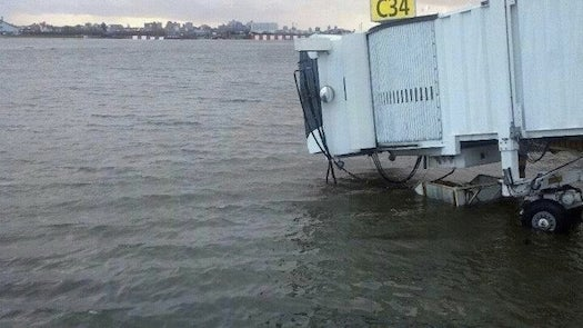 The Latest On Hurricane Sandy's March Up The East Coast [Live Update]