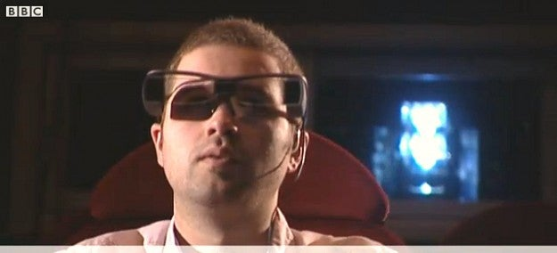 Sony's Subtitling Glasses for the Hearing Impaired Show Captions Directly to Your Eyes