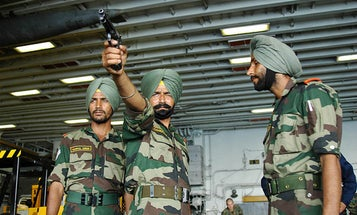 Seeking Troop Longevity, Indian Military Taps a Holy Man on a Supposed 70-Year Fast