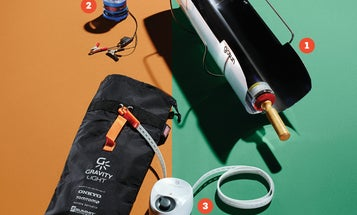 Backcountry Gear To Save Your Life, And The World