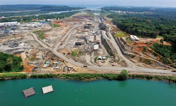 The Panama Canal Gets an Update