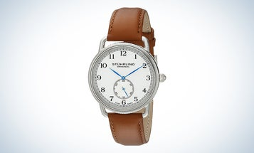 A sweet, classy watch for 79 percent off? I'd buy it.