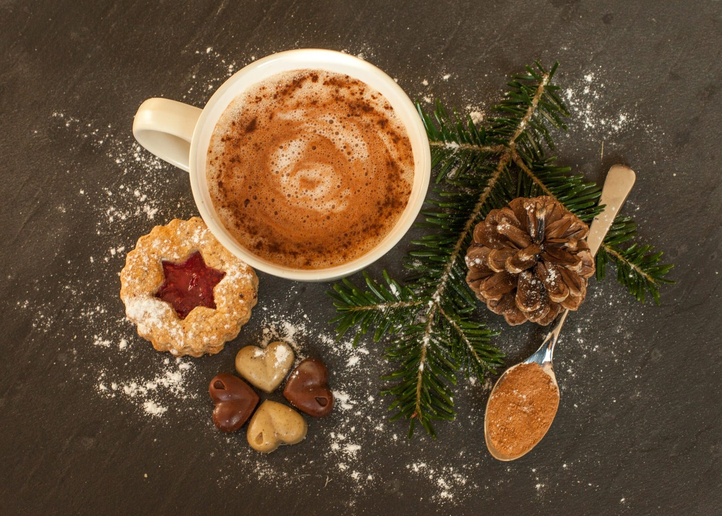 Instant hot cocoa is a starchy disaster. Here's how to make your own.