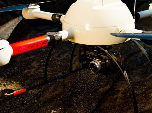News Corp's 'The Daily' Has Its Own News-Gathering Aerial Drone, Which Is Drawing FAA Inquiries