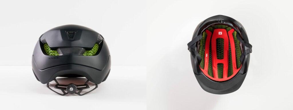 trek bike helmets