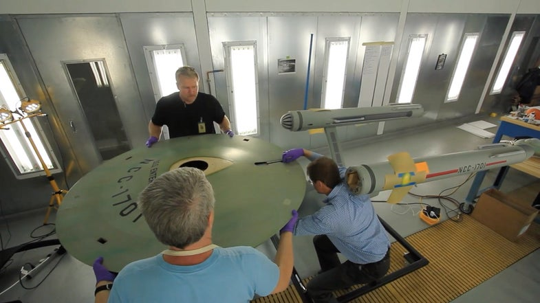 Restoring the Enterprise