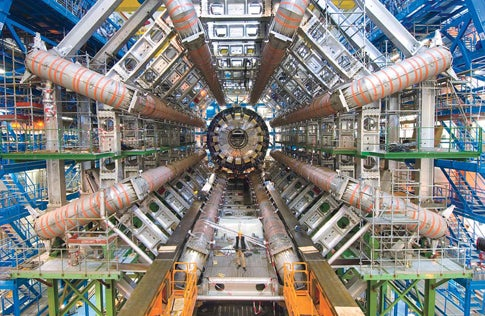 The LHC Has Discovered Its First New Particle