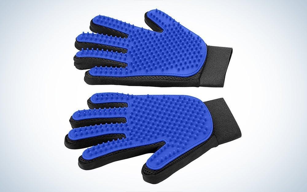 Delomo grooming glove