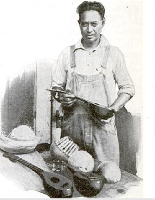 Singing Coconut, March 1926
