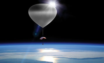 Balloons Are The Future of Space Tourism