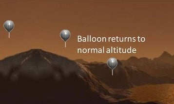 NASA Awards Contract for a Methane-Powered Balloon to Explore Saturn's Moon