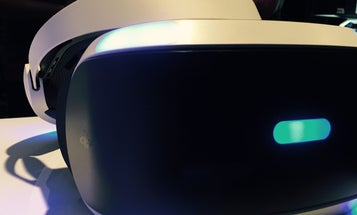 Playstation VR Will See October 2016 Release Date, Priced At $399