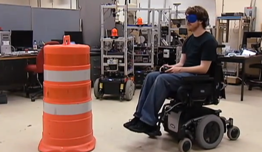 Smarter Wheelchairs Follow Your Commands, Unless You Do Something Foolish