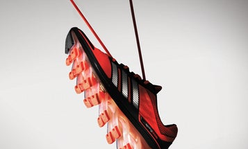 These Spiky Shoes Literally Put A Spring In Your Step
