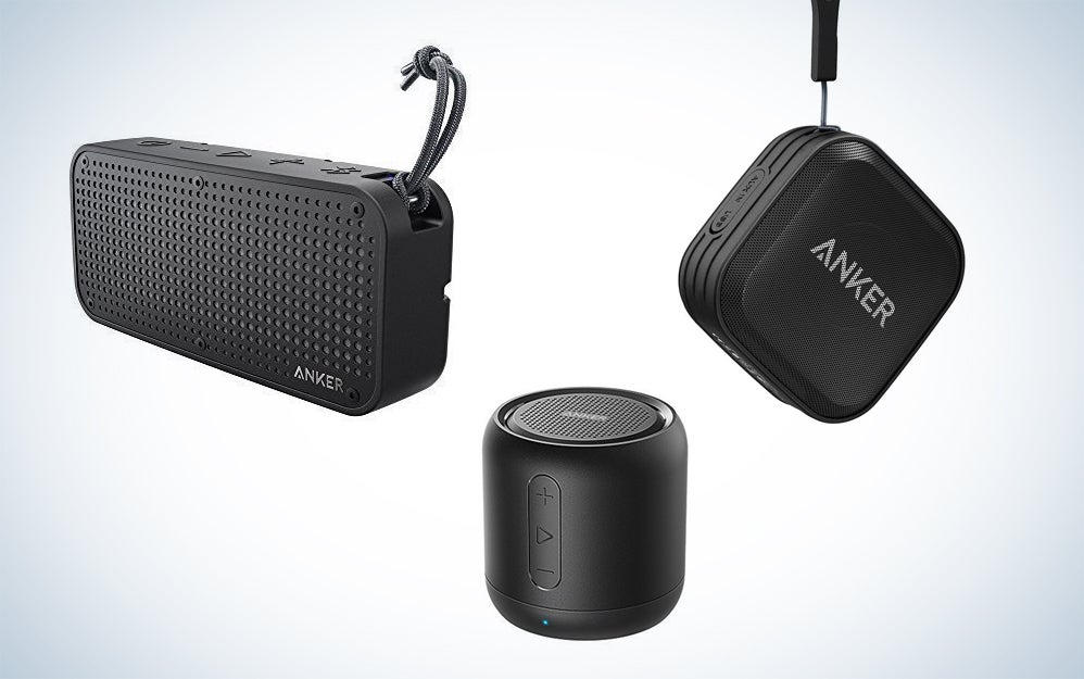 Discounts on Anker Bluetooth speakers and other deals happening today