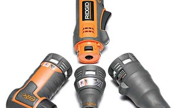 New Power Tools Singlehandedly Tackle a Slew of Jobs