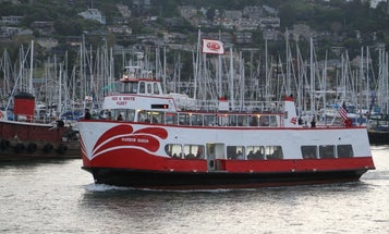Hydrogen Fuel-Cell Ferry Coming To Bay Area