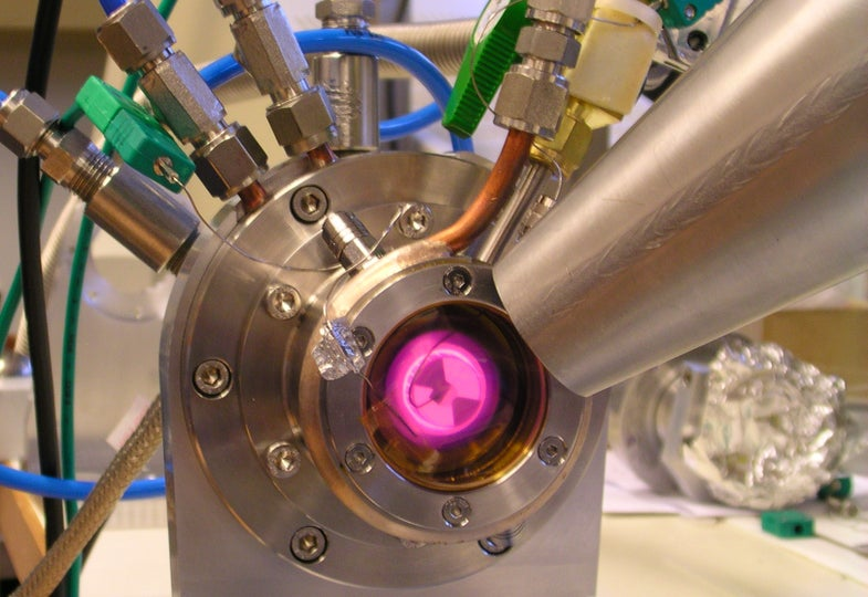 Super-Powerful X-Ray Beam Will Probe the Center of the Earth