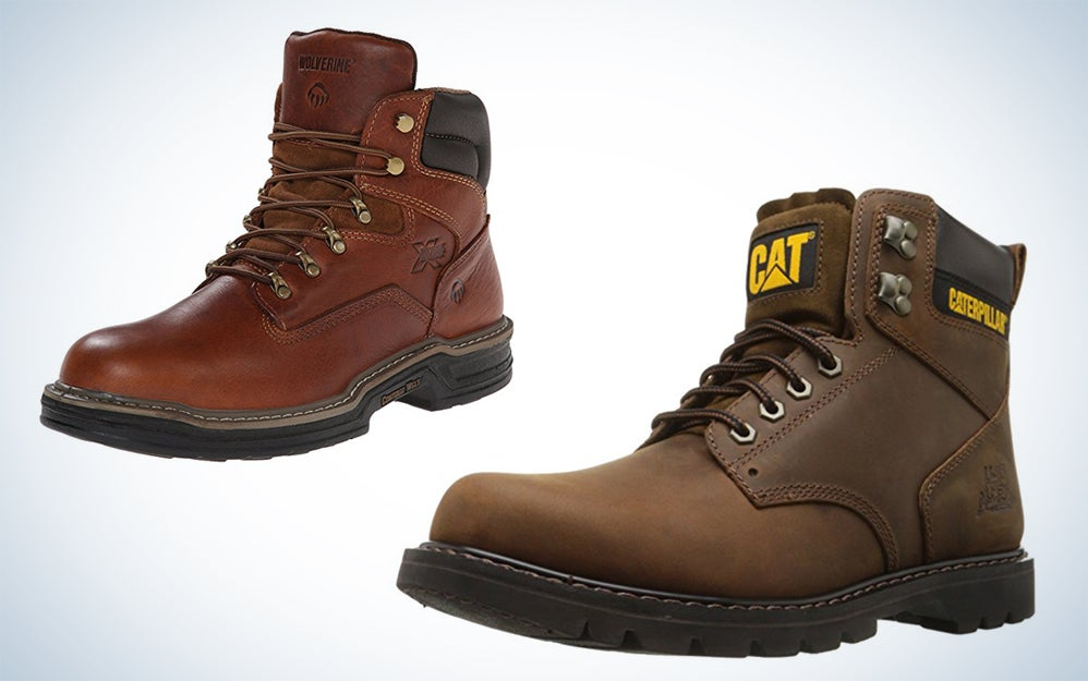 Workplace boots