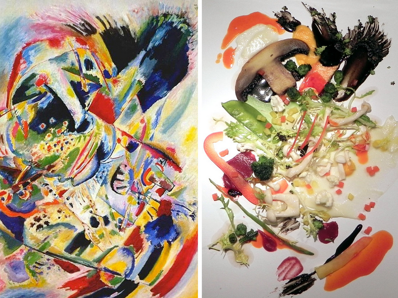 People Will Pay Twice As Much For An Artfully Composed Salad