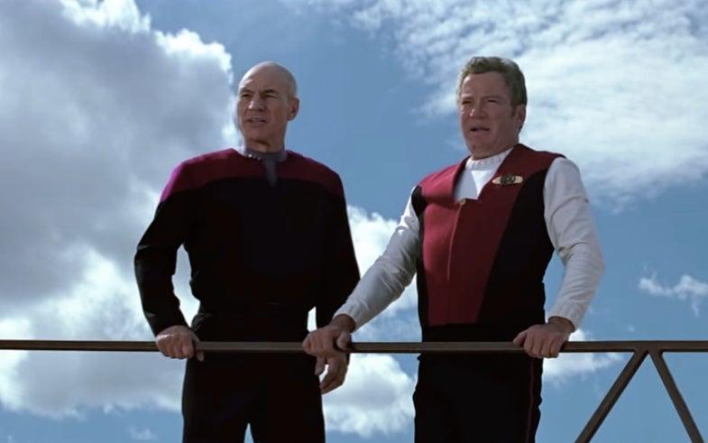 Debate: Who Was The Best Captain In Star Trek?