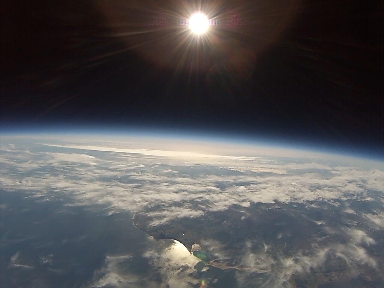 Join The World's Biggest High-Altitude Balloon Flight