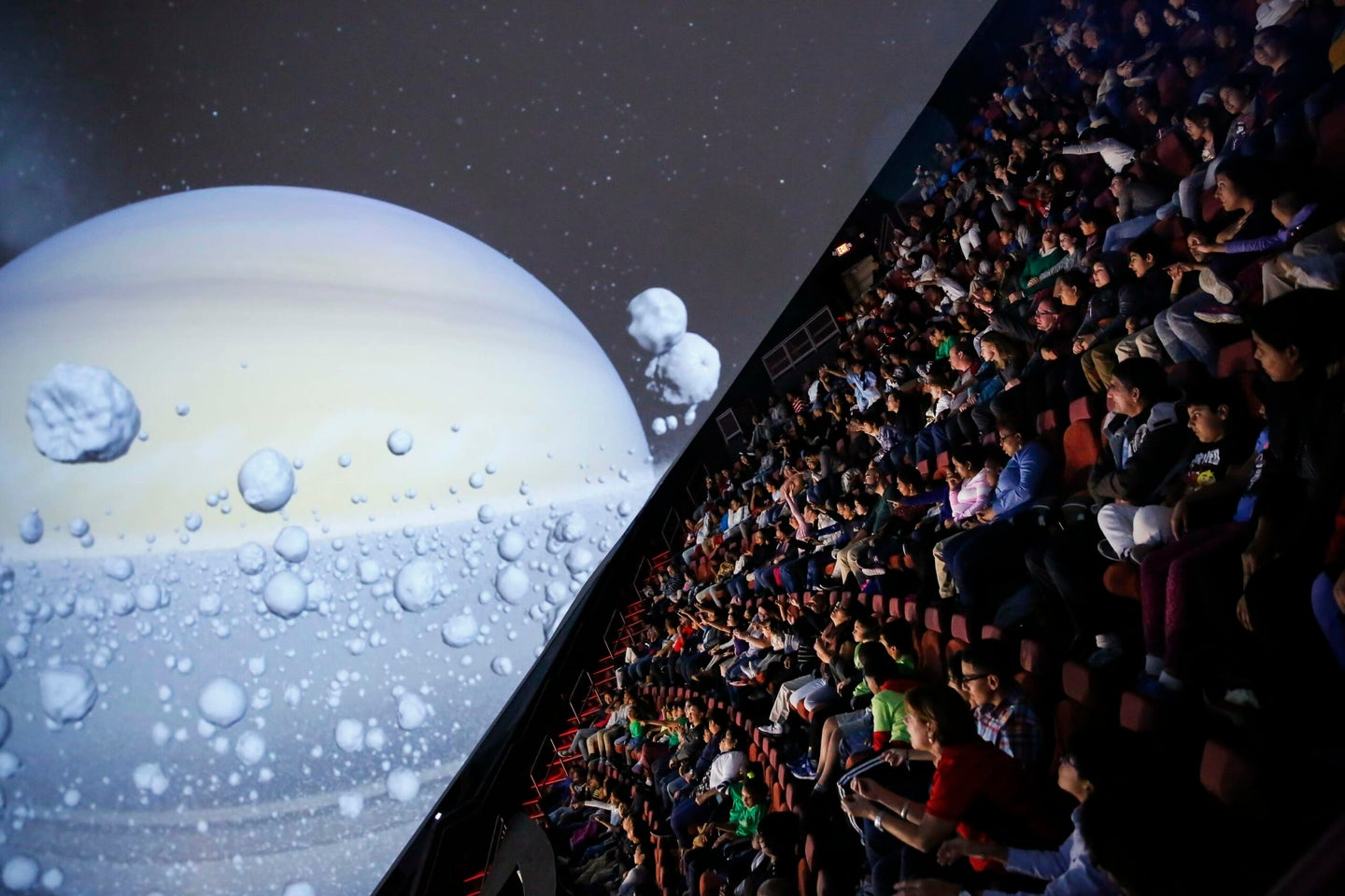 Planetariums seem old-school, but they have a surprisingly lively future