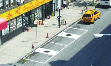 High-Tech Manhole Covers Will Charge Parked Electric Vehicles