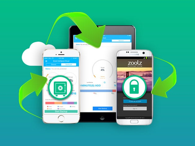 Back up everything with lifetime 2TB cloud storage for under $50