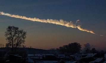 The 4 Best Conspiracy Theories About The Russian Meteorite