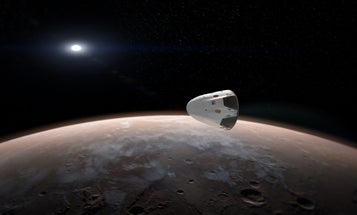 NASA Says It Will Help SpaceX With Mars 2018 Mission