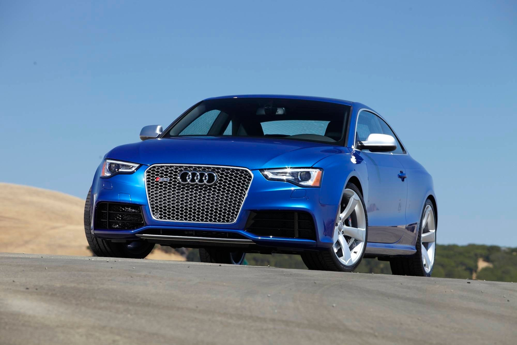 Test Drive: The 2013 Audi RS5 Coupe Quattro S Tronic