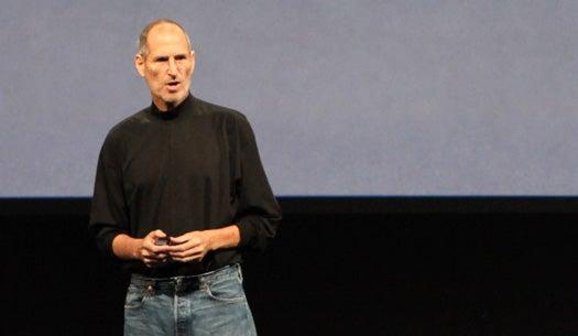 Steve Jobs Unveils the iPad