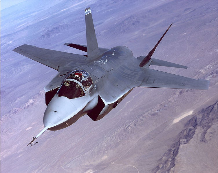 The World's Most Expensive Weapon Just Got A Little Cheaper