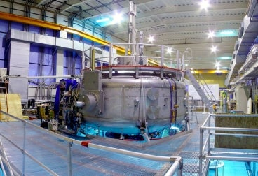 MIT Experiment Envisions a New Way to Harness Fusion Power (With a 1,000-Pound Magnet)