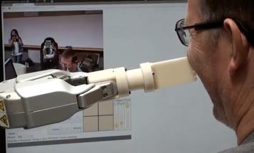 Video: PR2 Helps a Paraplegic Man Scratch an Itch, and Perform Other Helpful Tasks