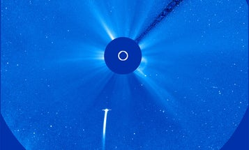 Video: Ice Comet Lovejoy Survives Its Narrow Brush With the Sun