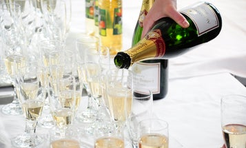 Popping The Cork On 170-Year-Old Shipwrecked Champagne