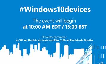 Where To Watch Microsoft's Windows 10 2015 Event